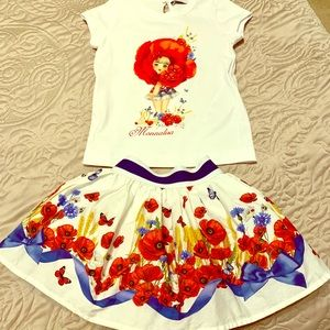 Monnalisa Outfit